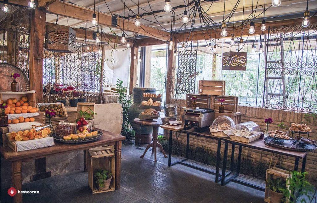 رستوران ایرانی حستوران | حستوران