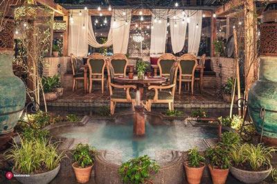 رستوران خاص فرشته | حستوران