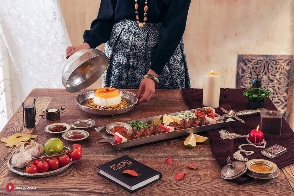 پرسنل رستوران ایرانی حستوران | حستوران