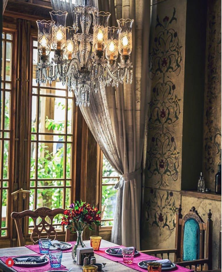 Best restaurant Tehran Properties | Hestooran