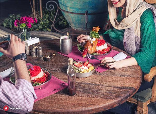 تبليغ دهان به دهان، مهم ترين روش براي تبليغ رستوران خاص و زيباي ايراني | حستوران