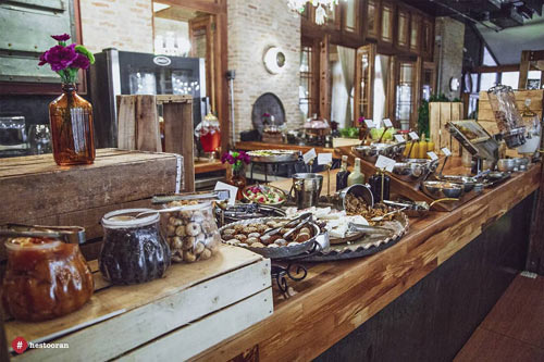 حس توران، یک رستوران ایرانی اصیل برای ایرانی های اصیل | رستوران حستوران