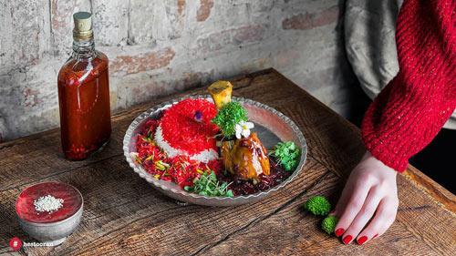 چلوک ها | حستوران رستوران نیاوران