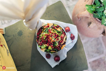 Salads | Hestooran