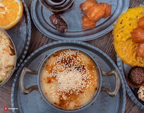 برند و نماد ایرانی | حستوران