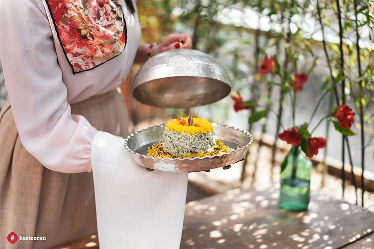 حستوران خالق بهترین غذای ایرانی در فرشته | رستوران فرشته