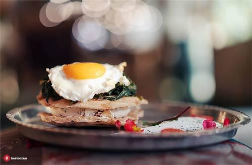 غذاهای اصلی رستوران حستوران | حستوران