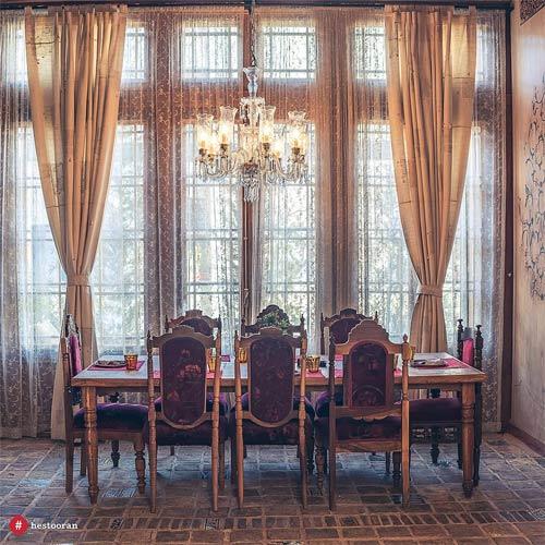 حستوران بهترین و ممتازترین رستوران ایرانی | حستوران