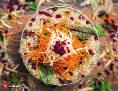 رستوران اصیل ایرانی | حستوران