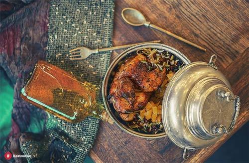 رستوران حستوران یک رستوران اصیل ایرانی | حستوران