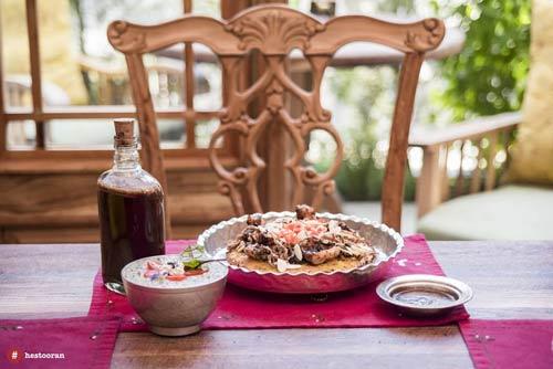محيط رستوران حستوران | حستوران