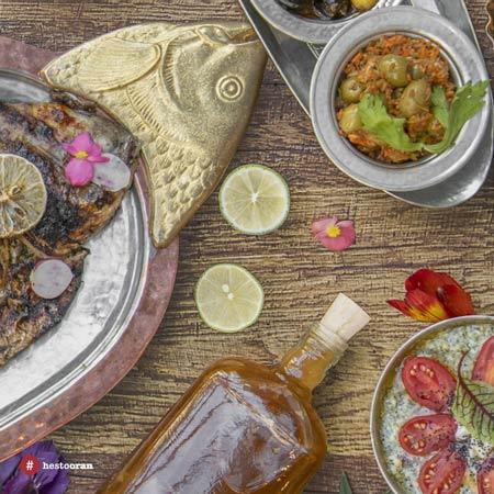 ويژگيهاي رستوران حستوران به عنوان بهترين رستوران فرشته | حستوران