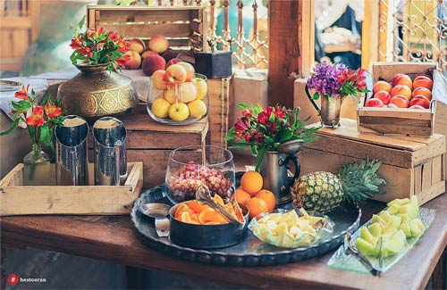 ویژگی های ممتاز رستوران ایرانی چیست ؟ | حستوران